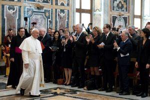 Francisco cumple 5 años de su elección como papa