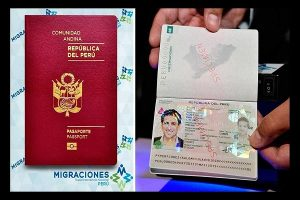 Pasaporte Electrónico Peruano recibe ratificación del Sistema de Gestión de Seguridad