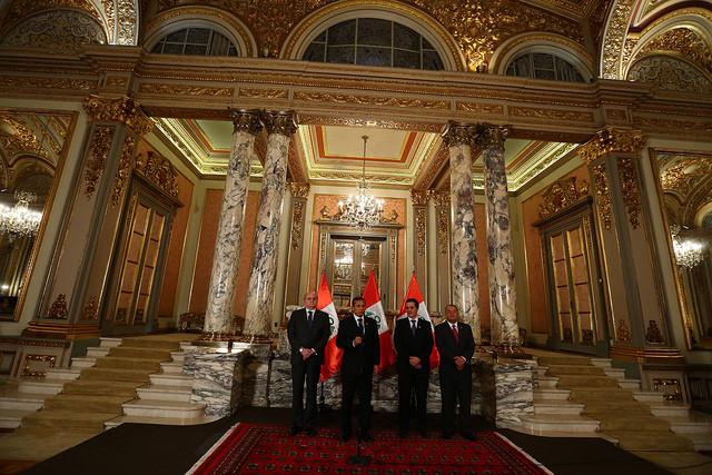 "Presidente Humala firma decreto para ""leasing inmobiliario"""