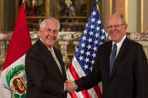 Estados Unidos saluda trabajo del Grupo de Lima ante crisis en Venezuela
