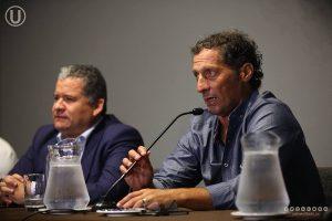 """Troglio fue presentado en la """"U"""" y tiene como meta ganar un título internacional"""