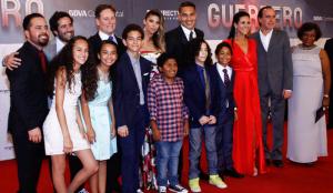 Artistas en alfombra roja de Guerrero: La película