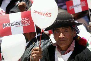 Pensión 65 eleva a 507,000 usuarios