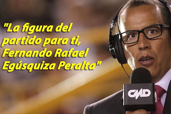 Paro cardiaco apaga la vida del periodista deportivo Daniel Peredo