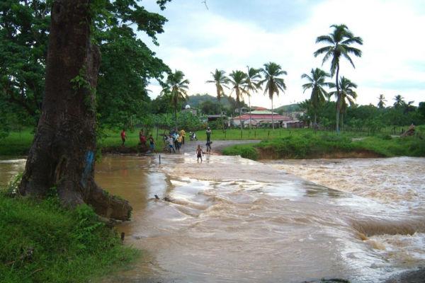 Río Perené aumenta su caudal y podría desbordarse