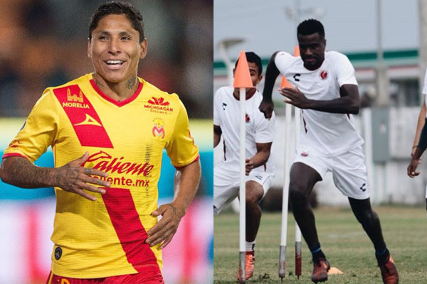 Ruidíaz y Ramos figuran en el once ideal de la 5ª fecha en México