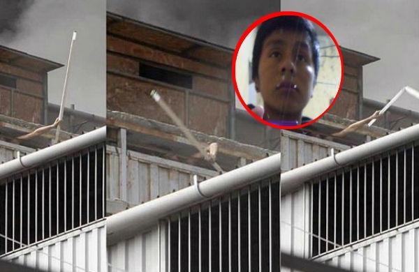 Incendio en galería Nicolini: Familiares de desaparecido hacen cadena de oración