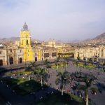 Temblor en Lima