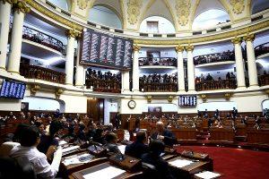 Este lunes concluye legislatura