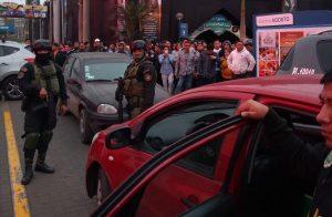 Plaza Norte: 5 venezolanos caen en frustrado asalto