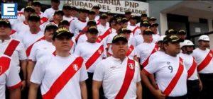 Perú vs. Colombia: PNP alienta a la bicolor