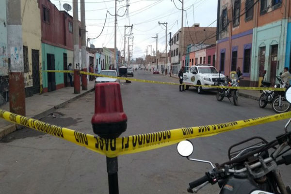Asesinan a menor de 14 años en Callao Cercado