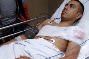 Trujillo: Suboficial es baleado cuando procedía a intervenir a unos sujetos