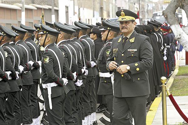 """""""Es necesario aumentar policías en el Callao"""""""