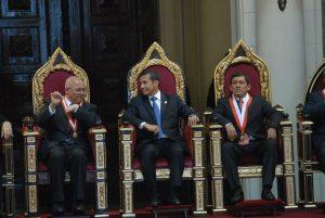 Complot 'caviar' blindó a Humala en Poder Judicial
