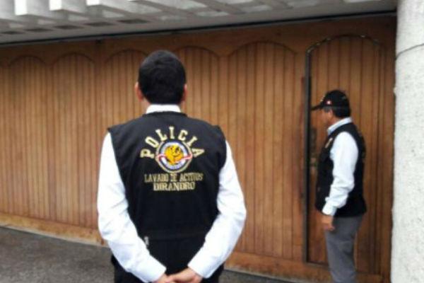 Caso Orellana: Incautan 13 inmuebles de pastor Vicente Díaz