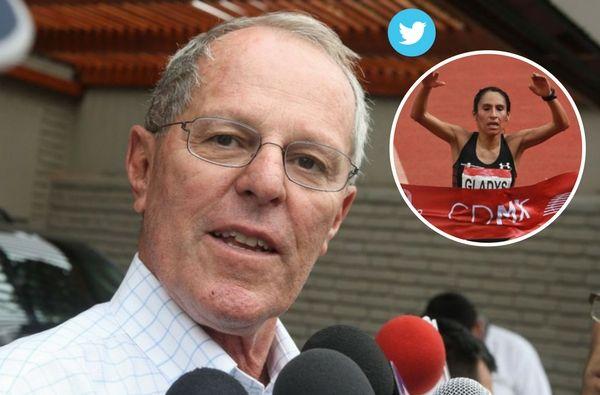 Juegos Bolivarianos 2017: PPK saludó a Gladys Tejada por ganar la medalla de oro