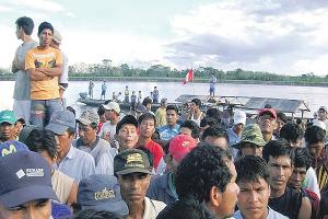 Nuevo conflicto a punto de estallar en Pucallpa