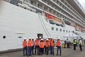 Fortalecen control migratorio en el puerto del Callao