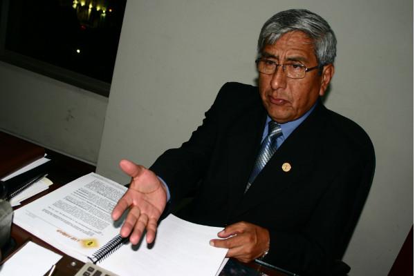 Luis Quispe: «La gente tiene que adaptarse a los corredores complementarios «