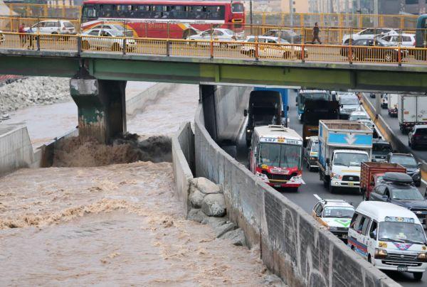 Chosica: Descartan posible desborde del río Rímac
