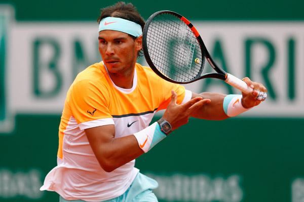 Rafael Nadal vuelve a la cima de la clasificación ATP