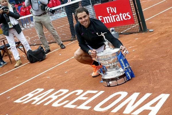 Rafael Nadal se consolida en la quinta plaza del ATP