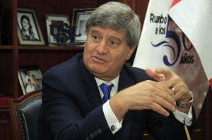 """Raúl Diez Canseco: """"Estoy decepcionado de Alejandro Toledo"""""""
