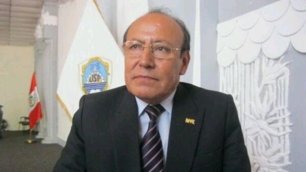 Chimbote: Rector de la USP afirma que nunca estuvo prófugo