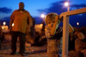 Italia: Iglesia católica acoge a refugiados