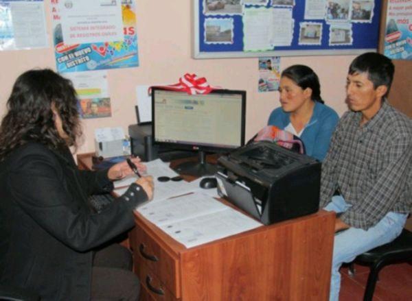 Cajamarca: Ahora actas registrales se inscribirán en quechua y castellano