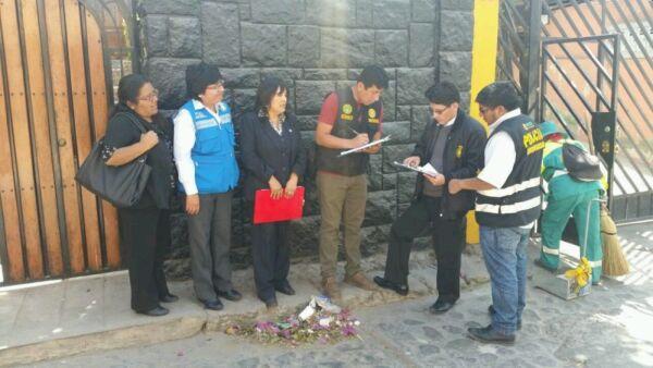 Arequipa: Rescatan menor que había sido captada con fines de explotación laboral