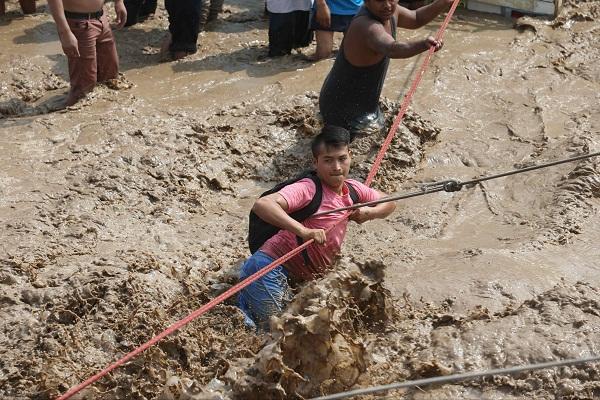 Indeci: desastres naturales dejan 627,048