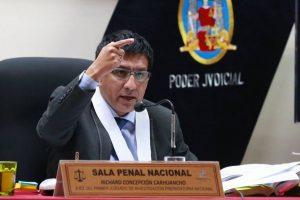 """Richard Concepción Carhuancho: """"No me han retirado la confianza"""""""