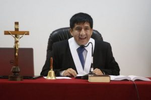 """Richard Concepción Carhuancho: """"Me han querido caricaturizar"""""""