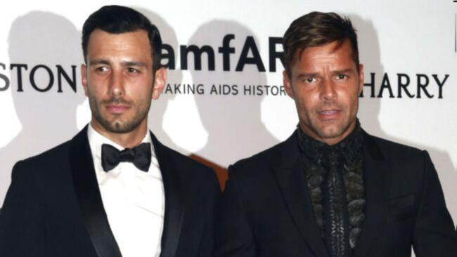 Ricky Martin afirmó que su boda durará tres días [VIDEO]