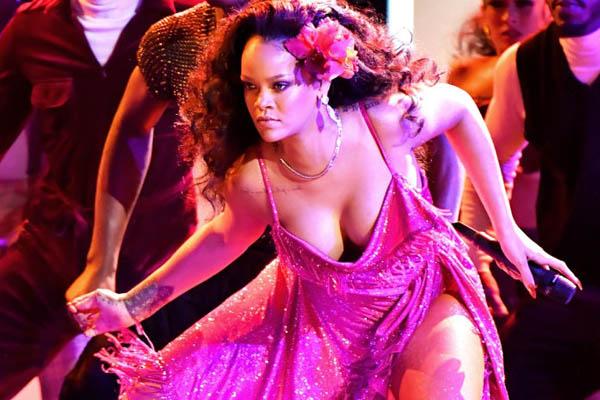 Rihanna: La reina del Grammy