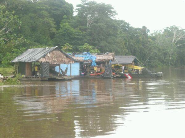 Loreto: Río Napo en alerta roja por alcanzar su nivel crítico de inundación