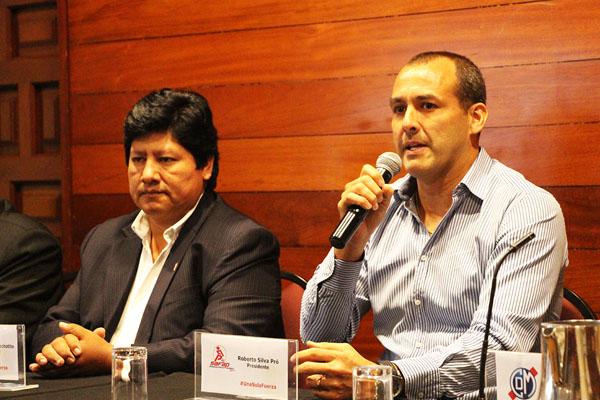 Roberto Silva sería tachado para reelegirse en la agremiación
