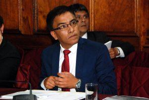 Roberto Vieira: ordenan 9 meses de impedimento de salida del país en su contra