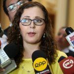Rosa Bartra sería la nueva presidenta de la comisión Lava Jato