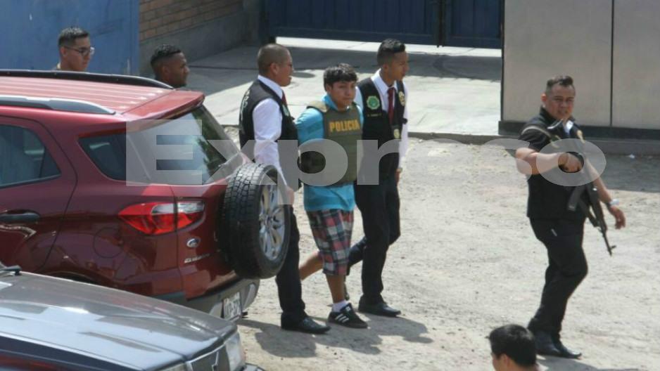 Presunto violador de la discoteca declaró ante la policía