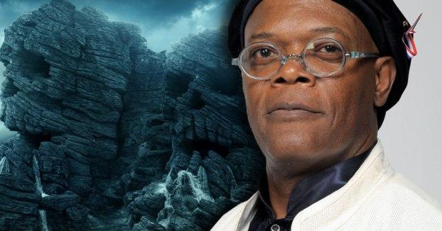 Samuel L. Jackson negocia protagónico en 'Kong: Skull Island'