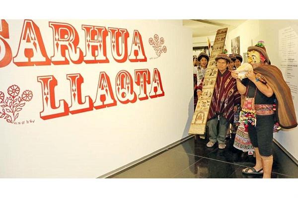 Visitas en quechua por muestra de la BNP