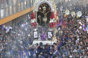 Señor de los Milagros: Reviva el penúltimo recorrido de la procesión [VIDEO]