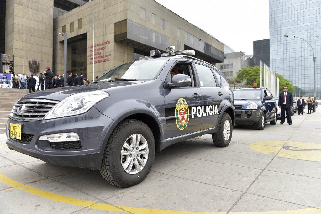 Máxima seguridad en APEC