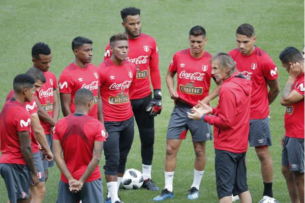Rusia 2018: Conozca la posible oncena peruana que enfrentará a Francia