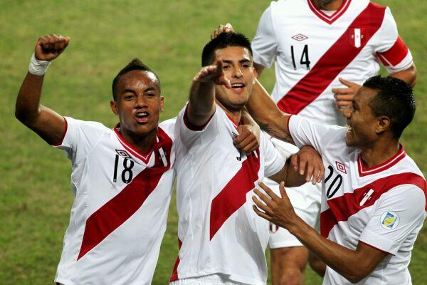 Selección peruana mantiene sus 18 puntos tras fallo del TAS