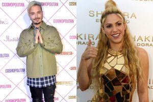 Shakira yJ Balvin lideran los Billboard