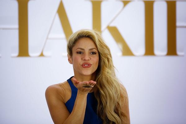 Shakira cierra un año lleno de éxitos